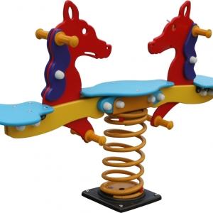 Balansoar pe arc girafă