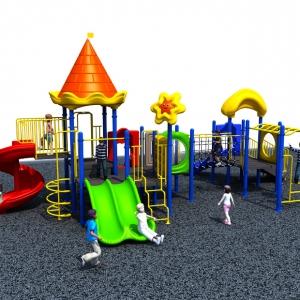 Complexele de joaca tip Castel ii transpun pe copii in lumea povestilor