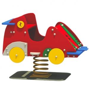 Masina de curse pe arc