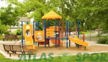 Materiale pentru echipamente de joacă pentru copii