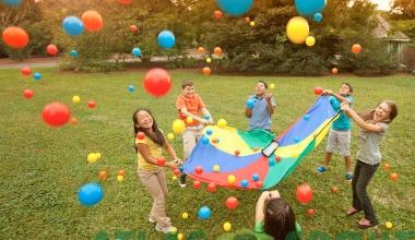 Investiția în jocurile copilariei este o investiție în liderii de mâine