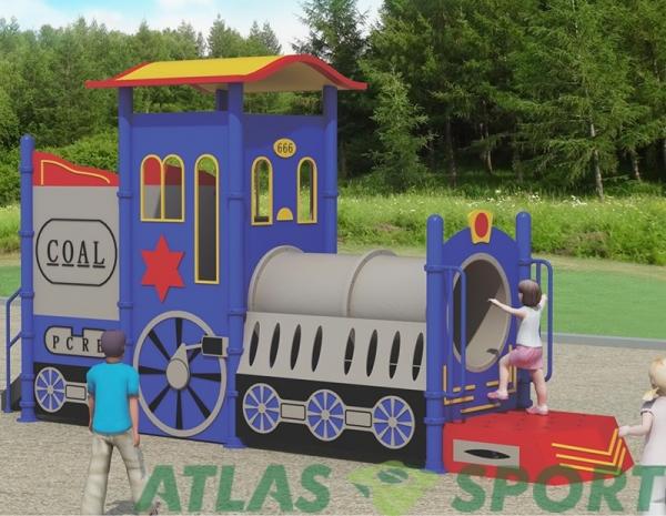 Trenulet magic 2