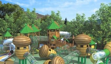 Locuri de joacă pentru creșe, grădinițe și școli