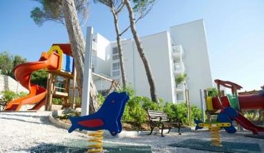 Locuri de joacă pentru hoteluri și pensiuni turistice