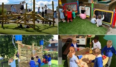 Proiectați locul de joacă pentru a minimiza agresiunea din școli
