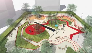 Cum alegem designul locului de joacă în funcție de locație?