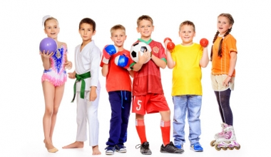 De ce copiii au nevoie de un stil de viață activ?