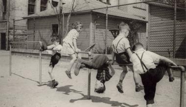 Istoria locurilor de joacă - trecut, prezent și viitor