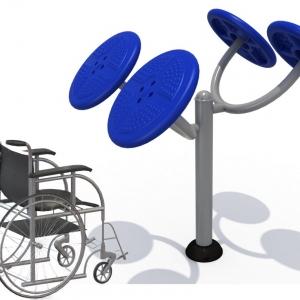 Aparat rotativ de înaltă calitate pentru umeri dedicat persoanelor cu dizabilități