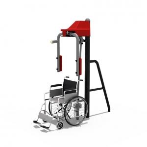 Aparat de înaltă calitate pentru piept dedicat persoanelor cu dizabilități