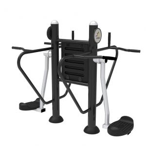 Aparat fitness Urbanix de înaltă calitate, pentru șold și extensii picioare, Atlas Sport