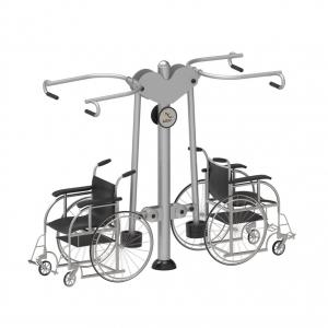 Aparat UBX de înaltă calitate pentru întărirea musculaturii brațelor pentru persoane cu dizabilități