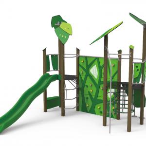 Complex de joaca atelierul verde