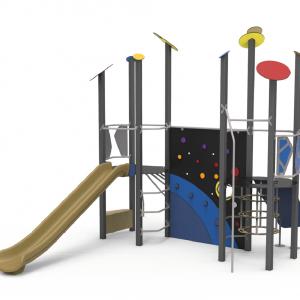 Complex de joaca satelitul copilariei
