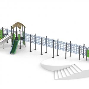 Complex de joaca Zidul chinezesc