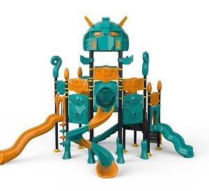 Robotul din tobogane