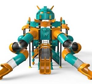 Seria robotul cu tentacule
